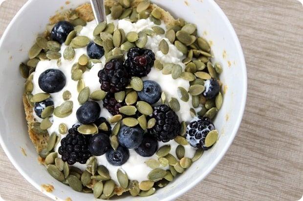 healthy easy breakfast gluten free