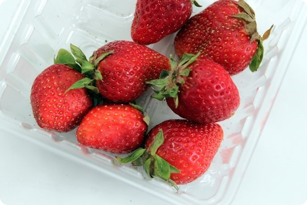 ballston farmers market strawberries