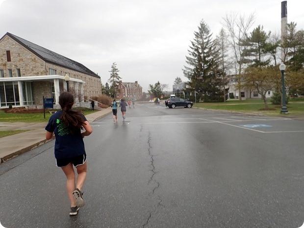 middlebury running