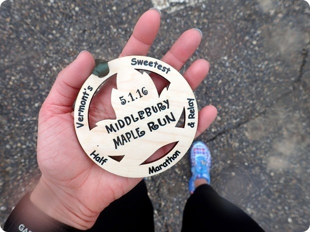 middlebury maple run medals