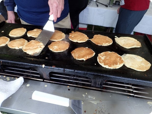 middlebury maple run pancakes