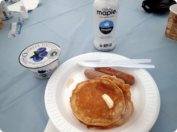 middlebury maple run breakfast