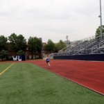 Track Workouts and Lateral Leg Step Ups