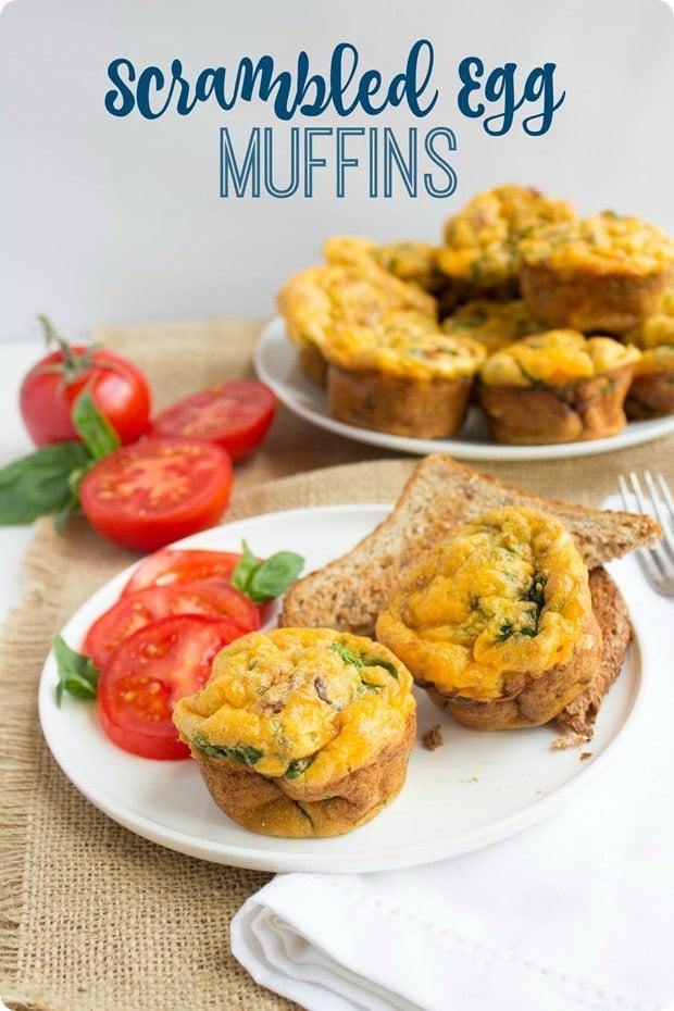 Scrambled egg muffins (1)