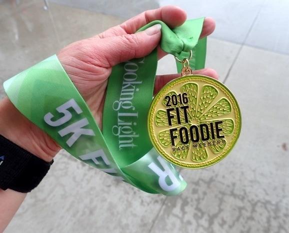 fit foodie 5k race recap
