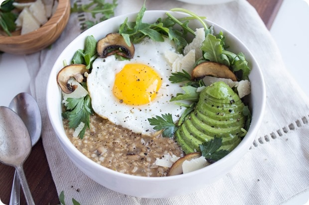 savory oatmeal recipe 4