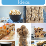 Healthy Portable Snack Ideas