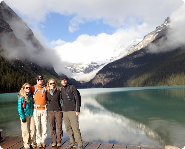 lake louise sightseeing