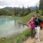 hiking jasper national park