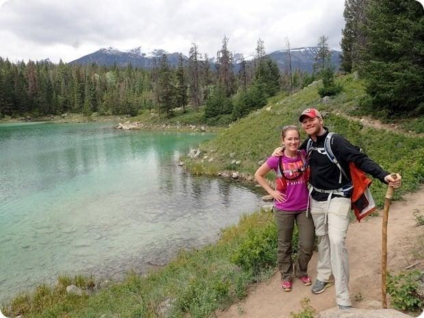 hiking canadian rockies