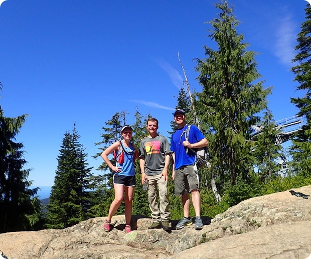 grouse grind summit