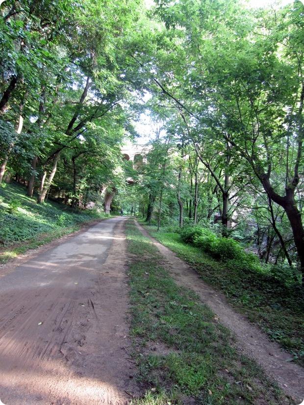 rock creek park run