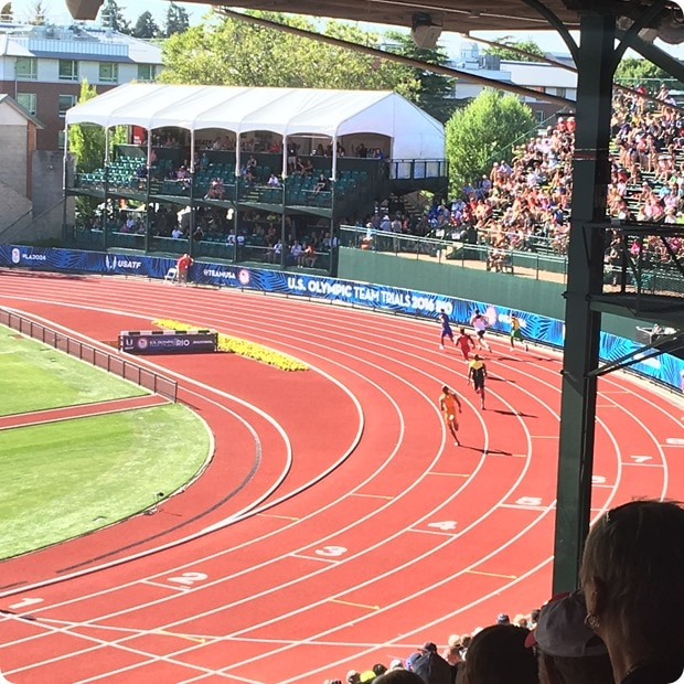eugene track trials olympic
