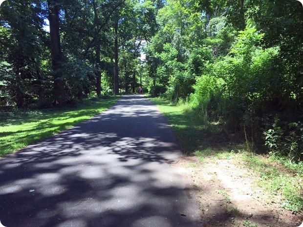 falls church running trail