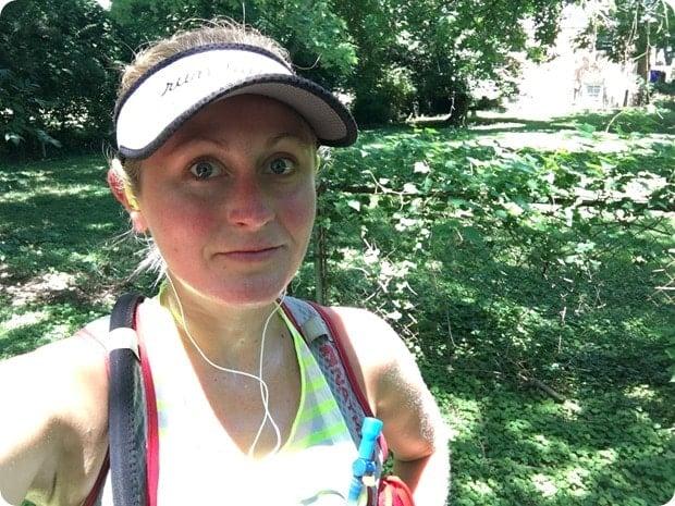running in DC in summer
