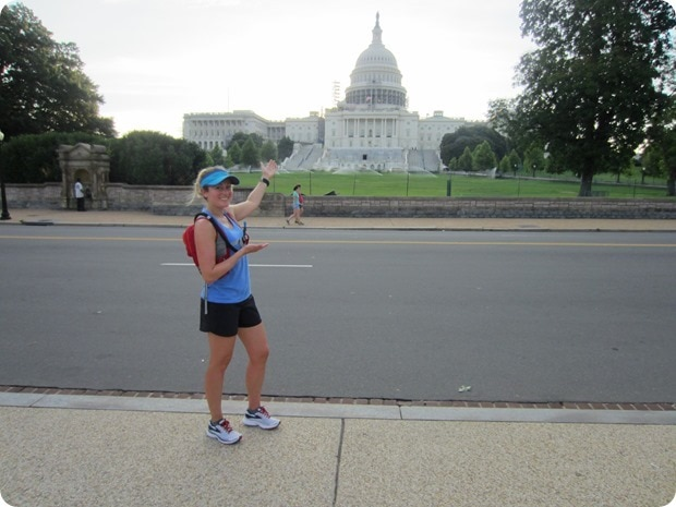 washington dc capitol long run