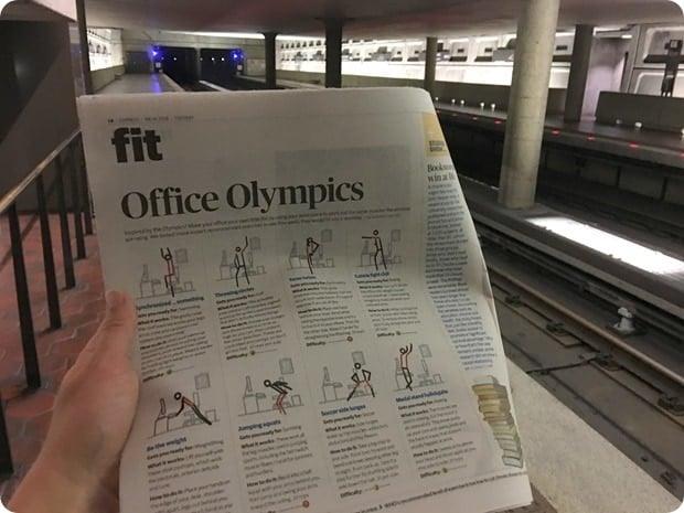 office olympics express
