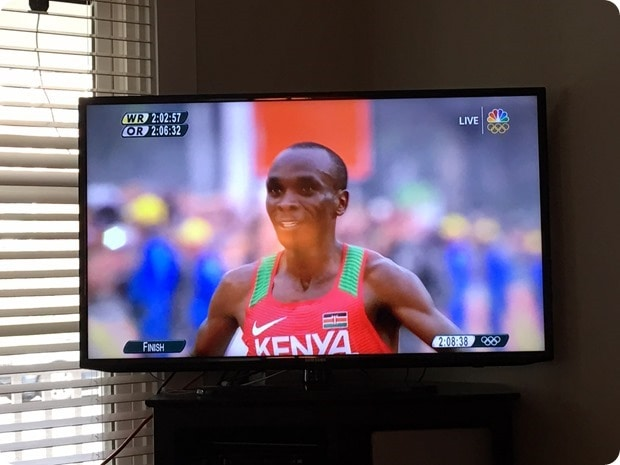 olympic men's marathon
