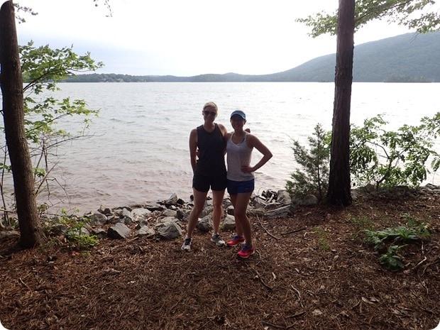 smith mountain lake running