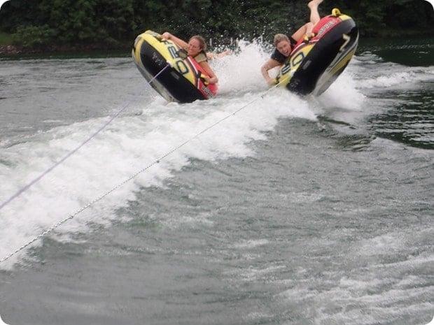 smith mountain lake tubing