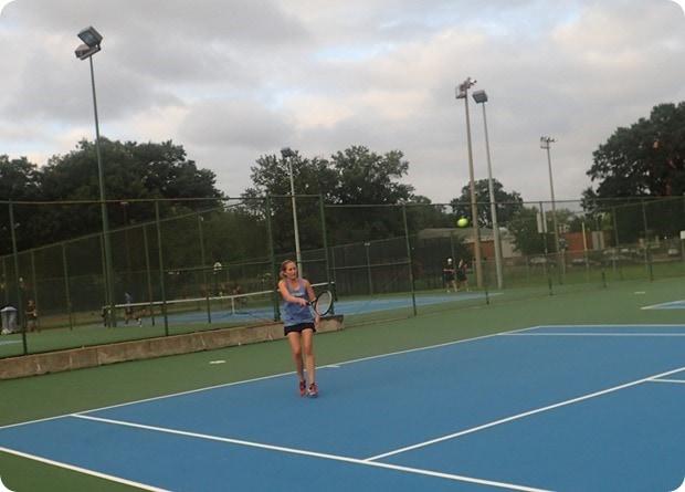 tennis arlington