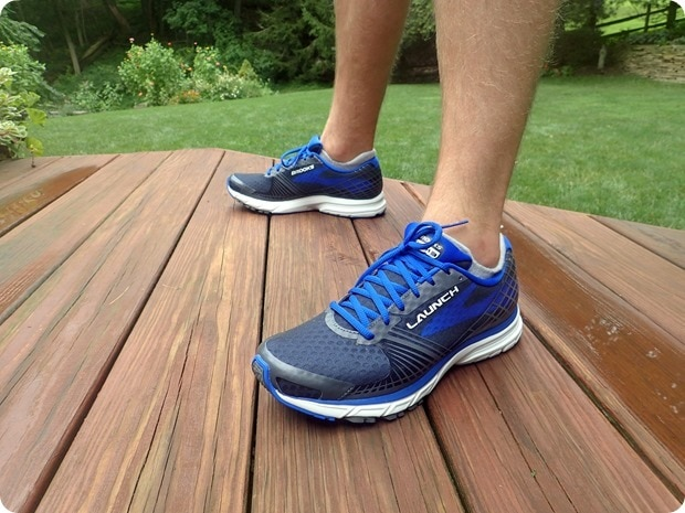 brooks mens launch 3 review