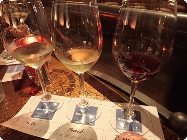 barcelona wine restaurant columbus
