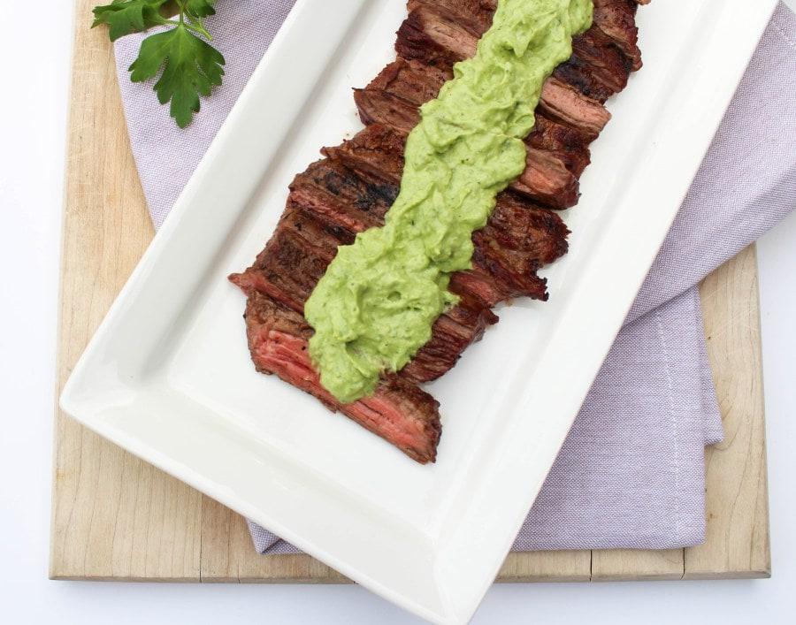 flank-steak-chimichurri