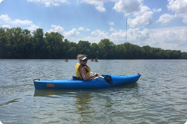 olentangy paddle kayak