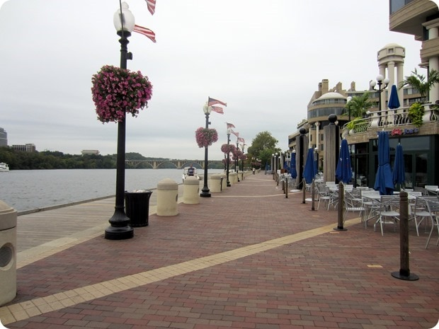 georgetown waterfront