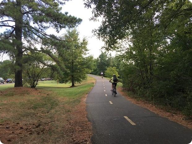 mount vernon trail long run