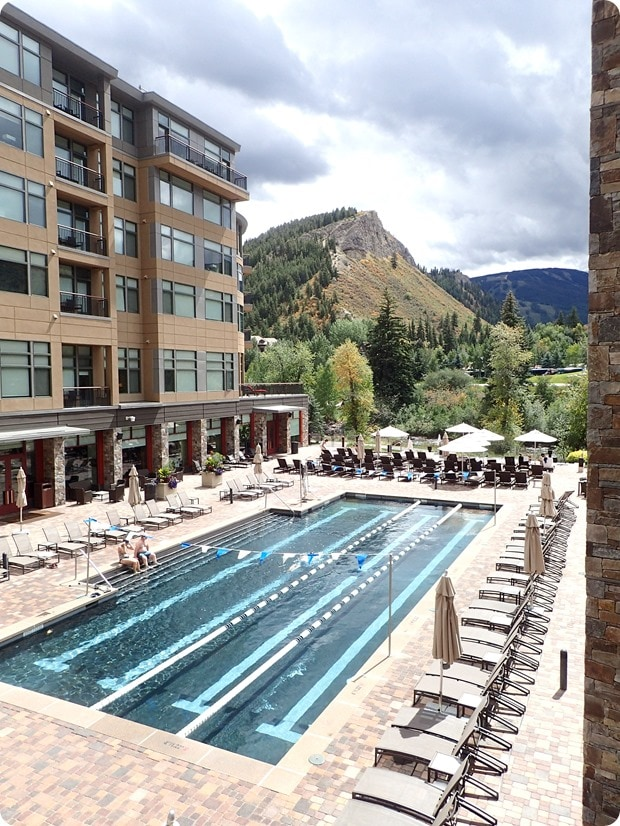 westin beaver creek pool