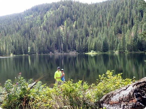 beaver lake hike