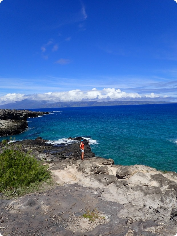 hiking kapalua trail