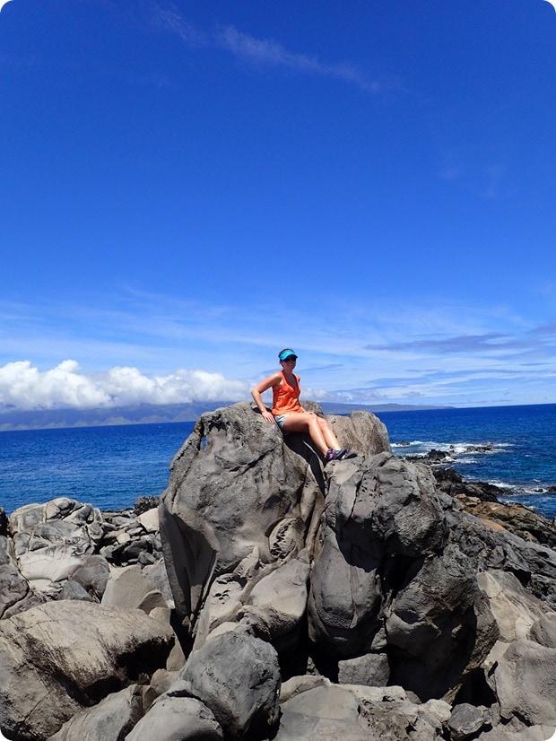 hiking kapalua
