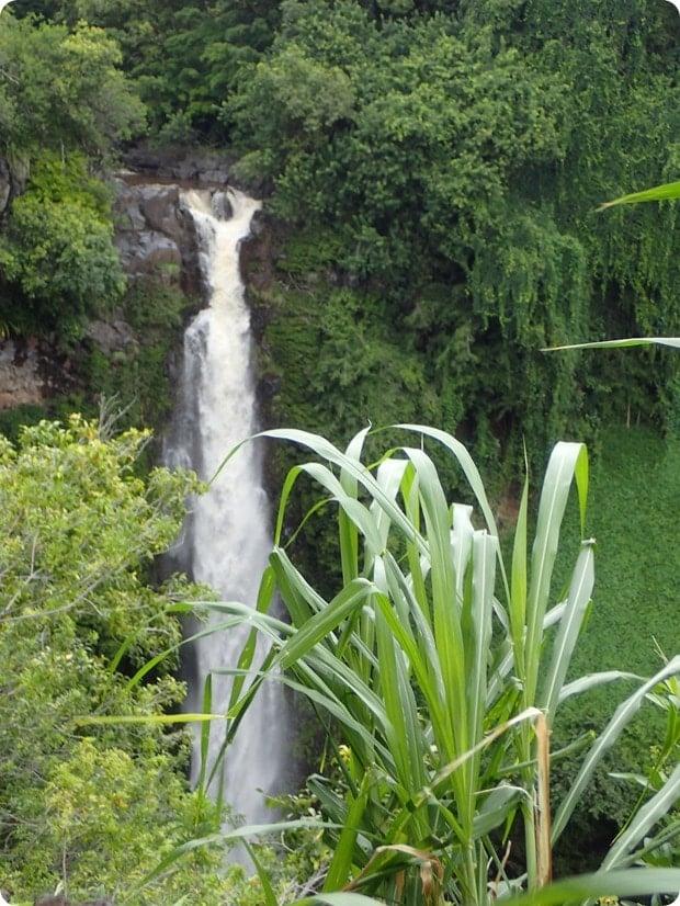 makahiku falls hike