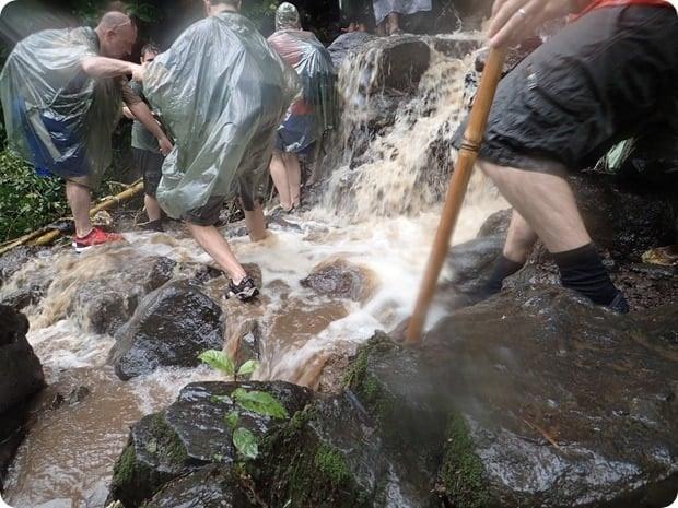 maui rain hike