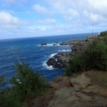 Driving the Papanalahoa Point Shoreline + Maui Blow Hole