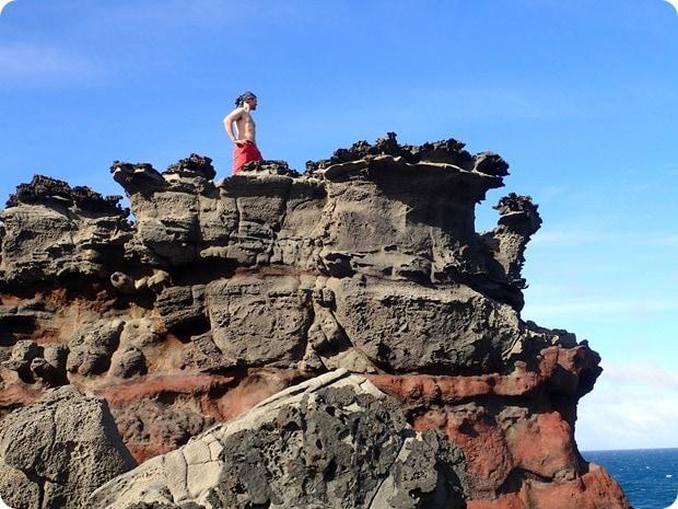 maui rocky hike