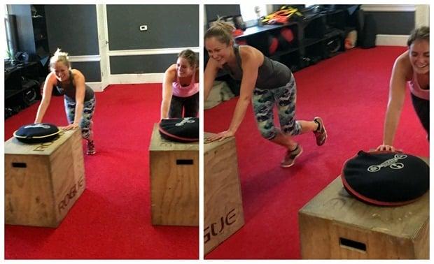 box push urban athletic club