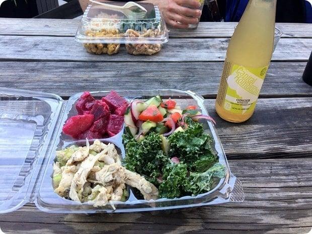 glens garden market dc dinner