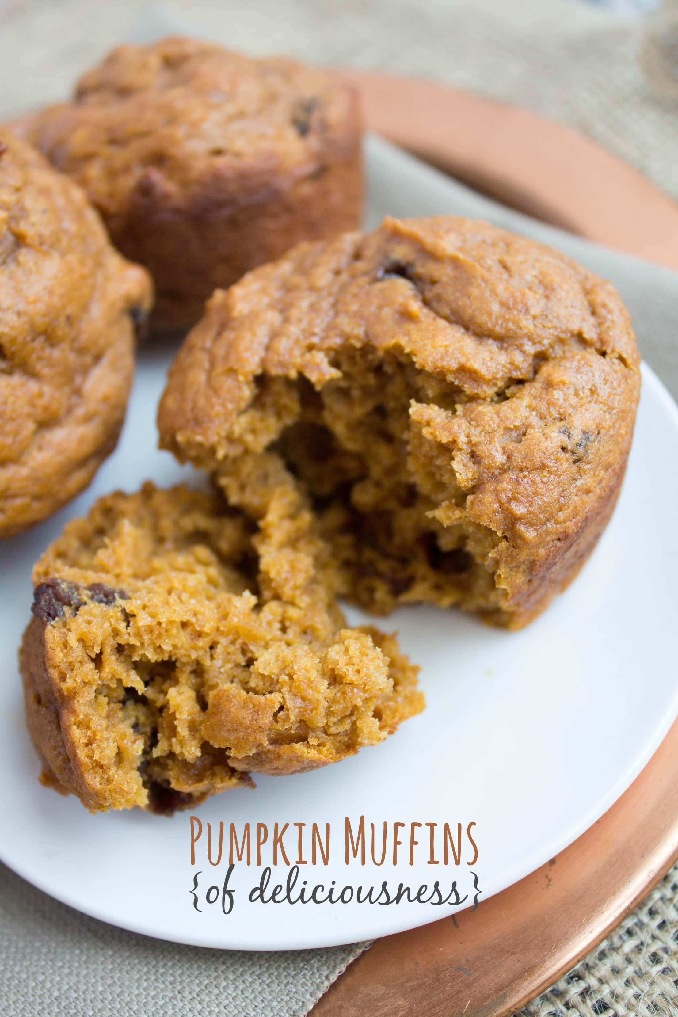 Healthy Pumpkin Recipes For Fall Fast Easy Ideas