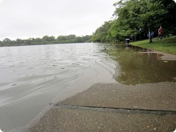 tidal basin flooding