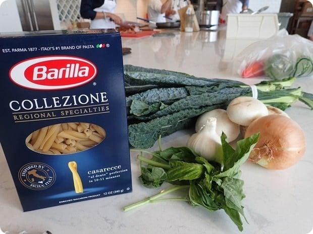barilla pasta cooking challenge