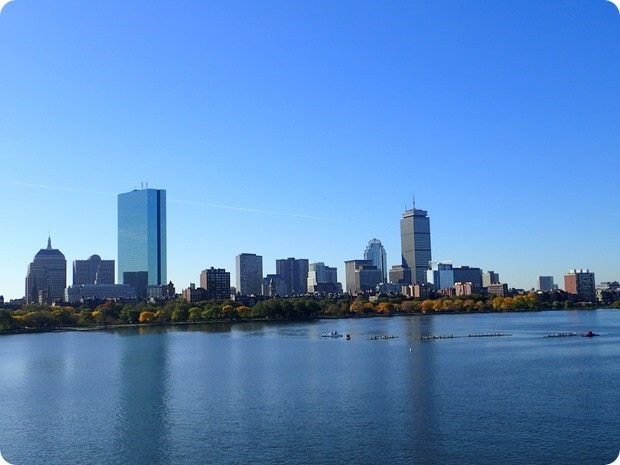 boston in october