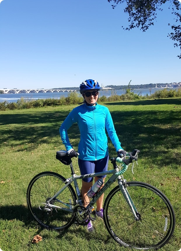 biking mt vernon trail va