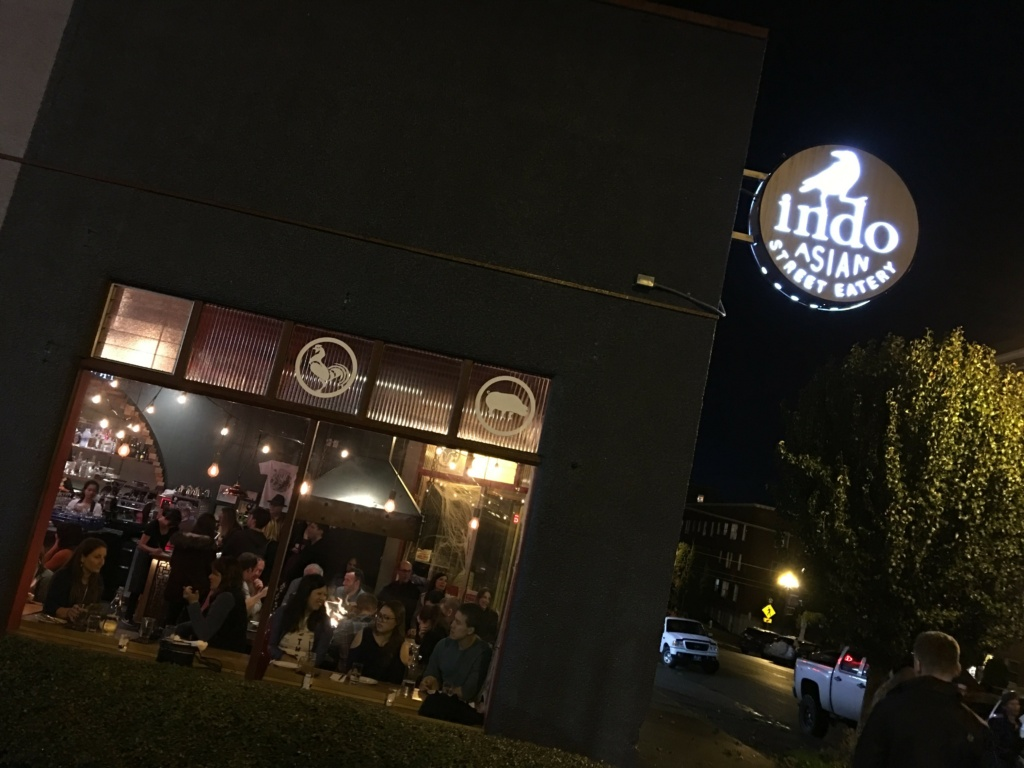Indo Asian street eatery Tacoma