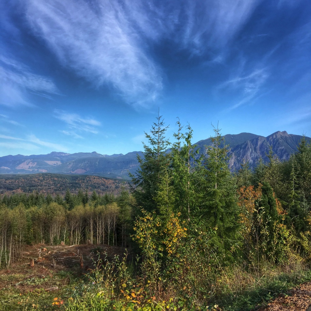 Snoqualmie point view