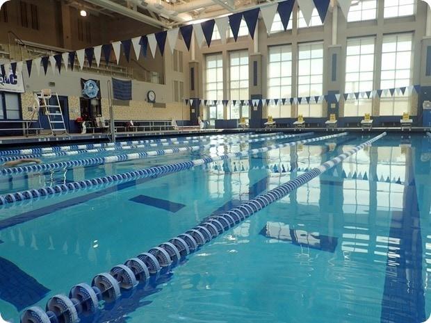washington lee pool