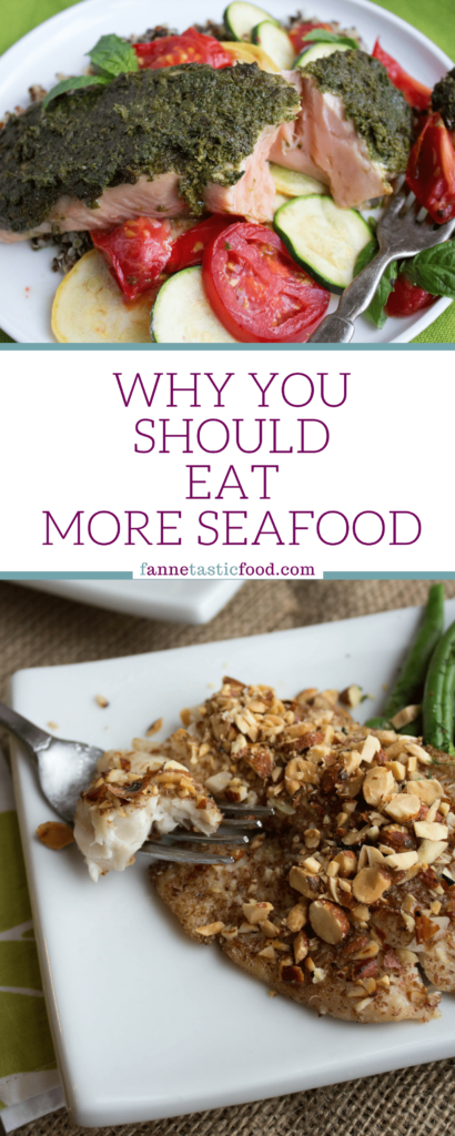 why you should eat more seafood